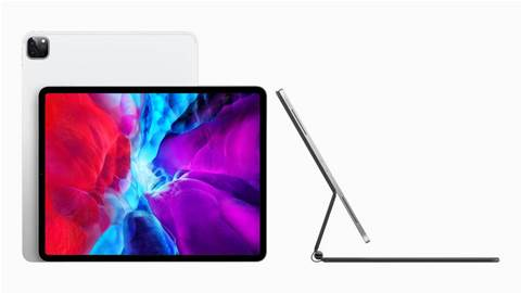 Apple Debuts New iPad Pro, MacBook Air