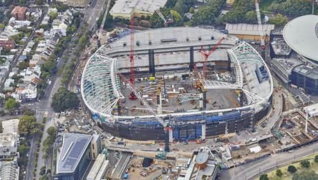 Sydney Football Stadium one step closer to A-League ready