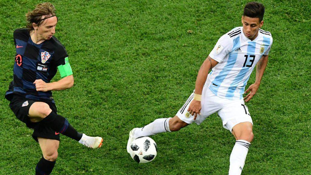 Argentina v Croatia player ratings