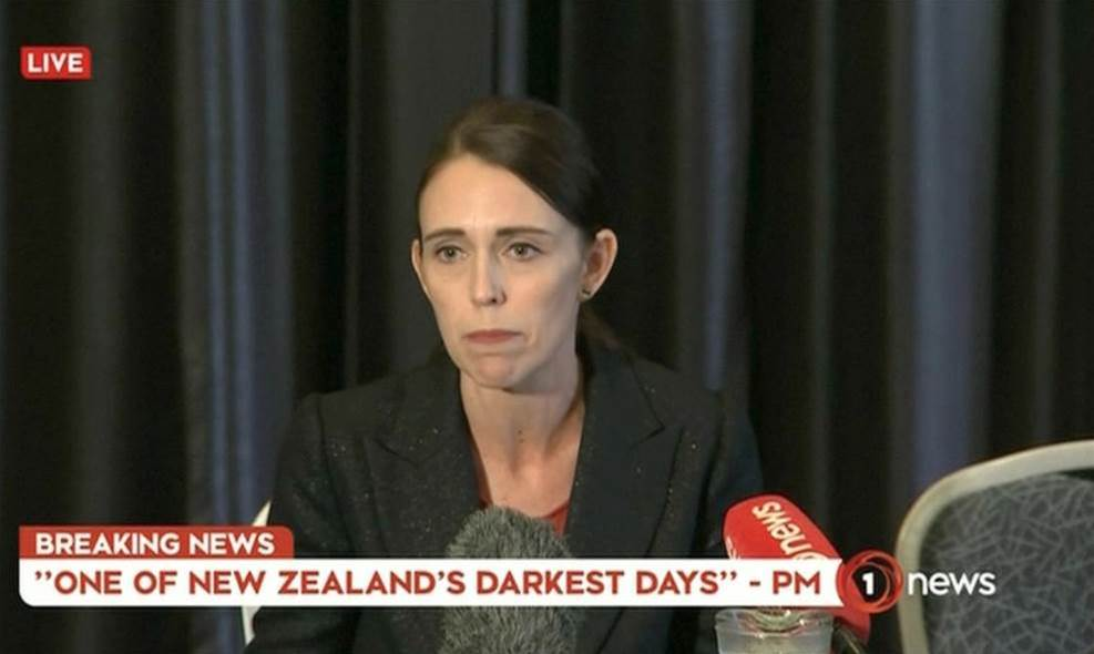 Ardern wants to discuss live streaming with Facebook after 1.5m massacre videos removed