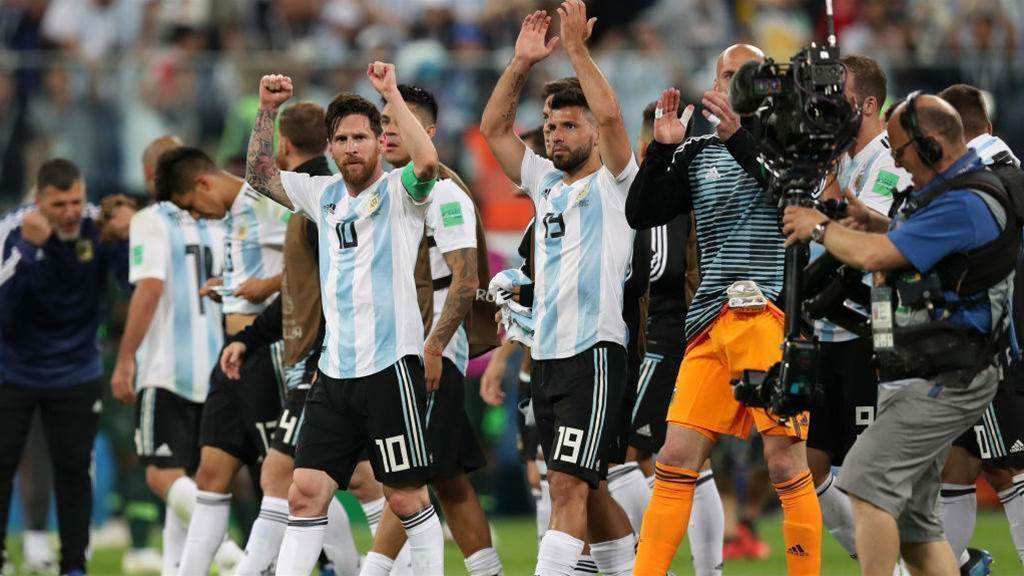 Nigeria v Argentina player ratings