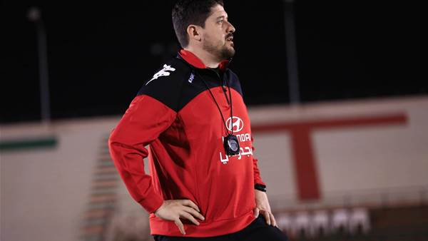 Young Aussie coach links with J-League side