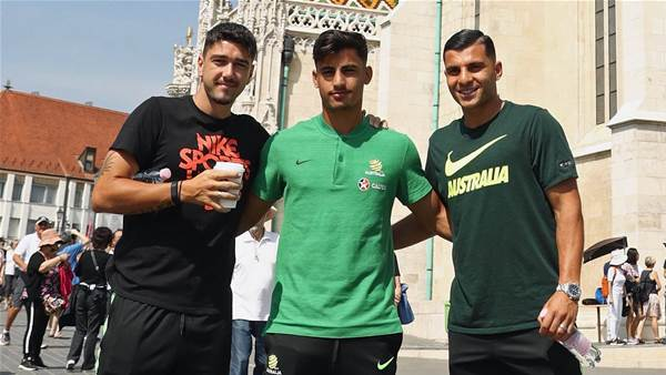 Nabbout: I hope Arzani makes the right decision
