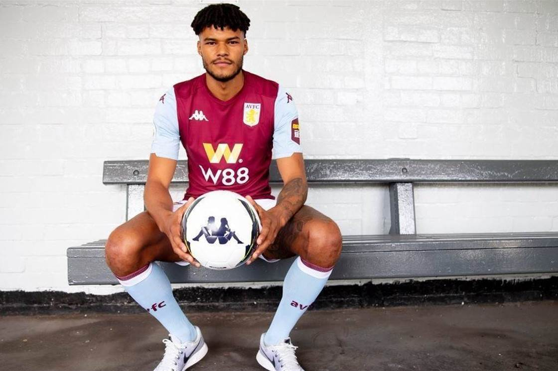 Aston Villa unveil fresh kit and new signing in one go!