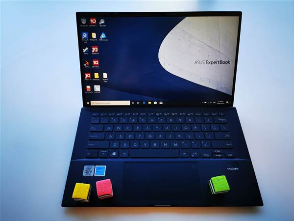 Asus ExpertBook B9450 Laptop Review