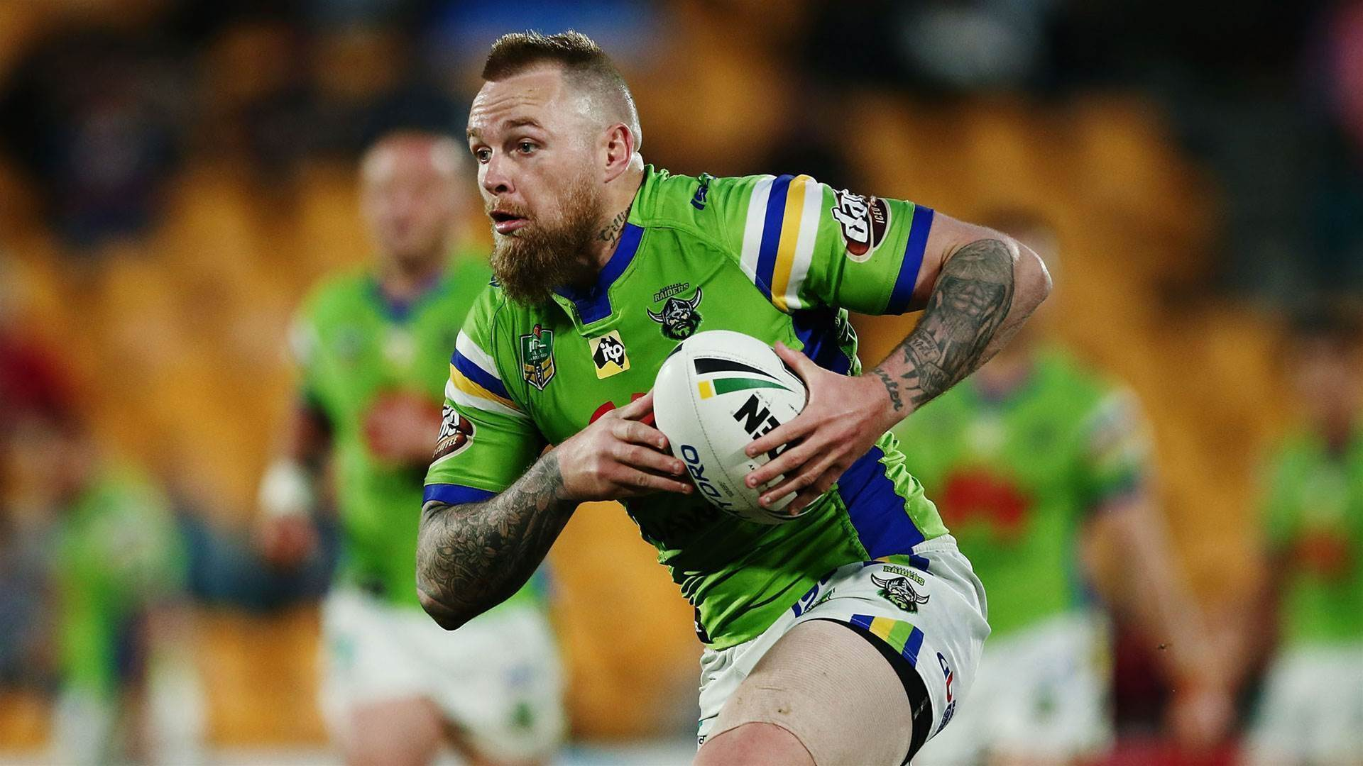 Blake Austin: kickstarting the Green Machine