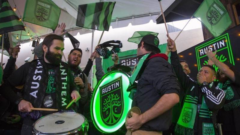 Team 27: MLS unveil Austin F.C for 2021 season