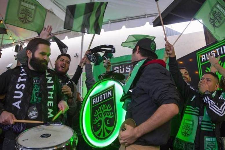 Team 27: MLS unveil Austin F.C for 2021 season