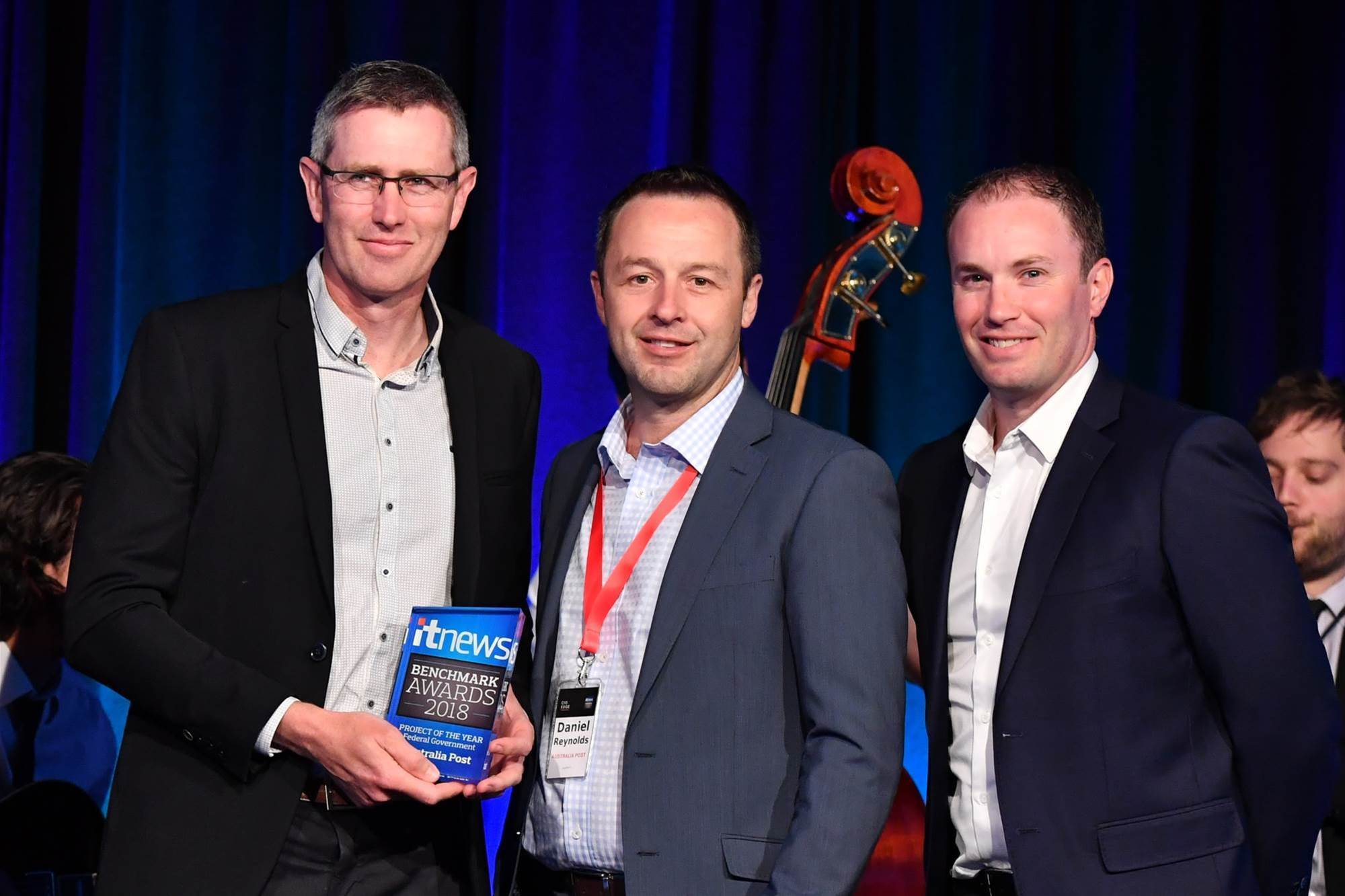 Australia Post's Digital ID named best federal govt IT project