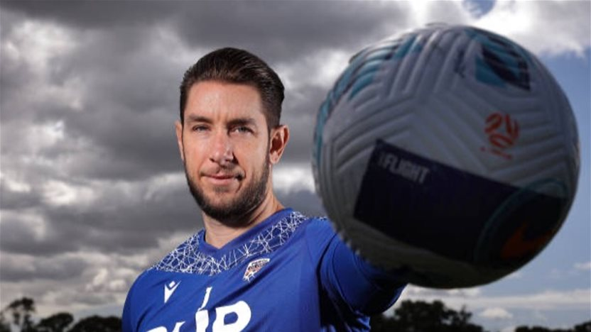 Keeper Jones takes long road back to Perth