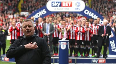 The A-League coach taking cues from Sheffield United
