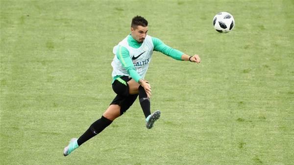 Jamie Maclaren seals new loan deal