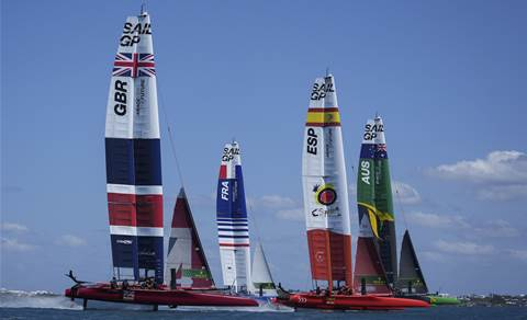 SailGP tests out remote refereeing in sporting events with Tata Communications' virtual solution