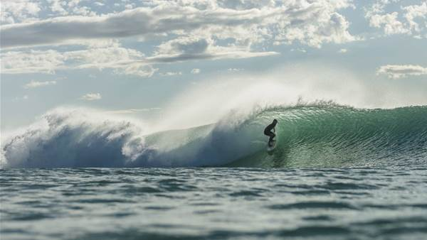 Has 2020 Been the Best Winter in a Decade for East Coast Surfers?