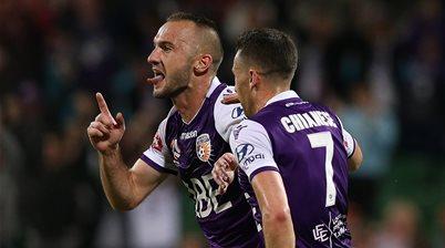 Ex-Socceroo confirms Perth exit as club face major reset
