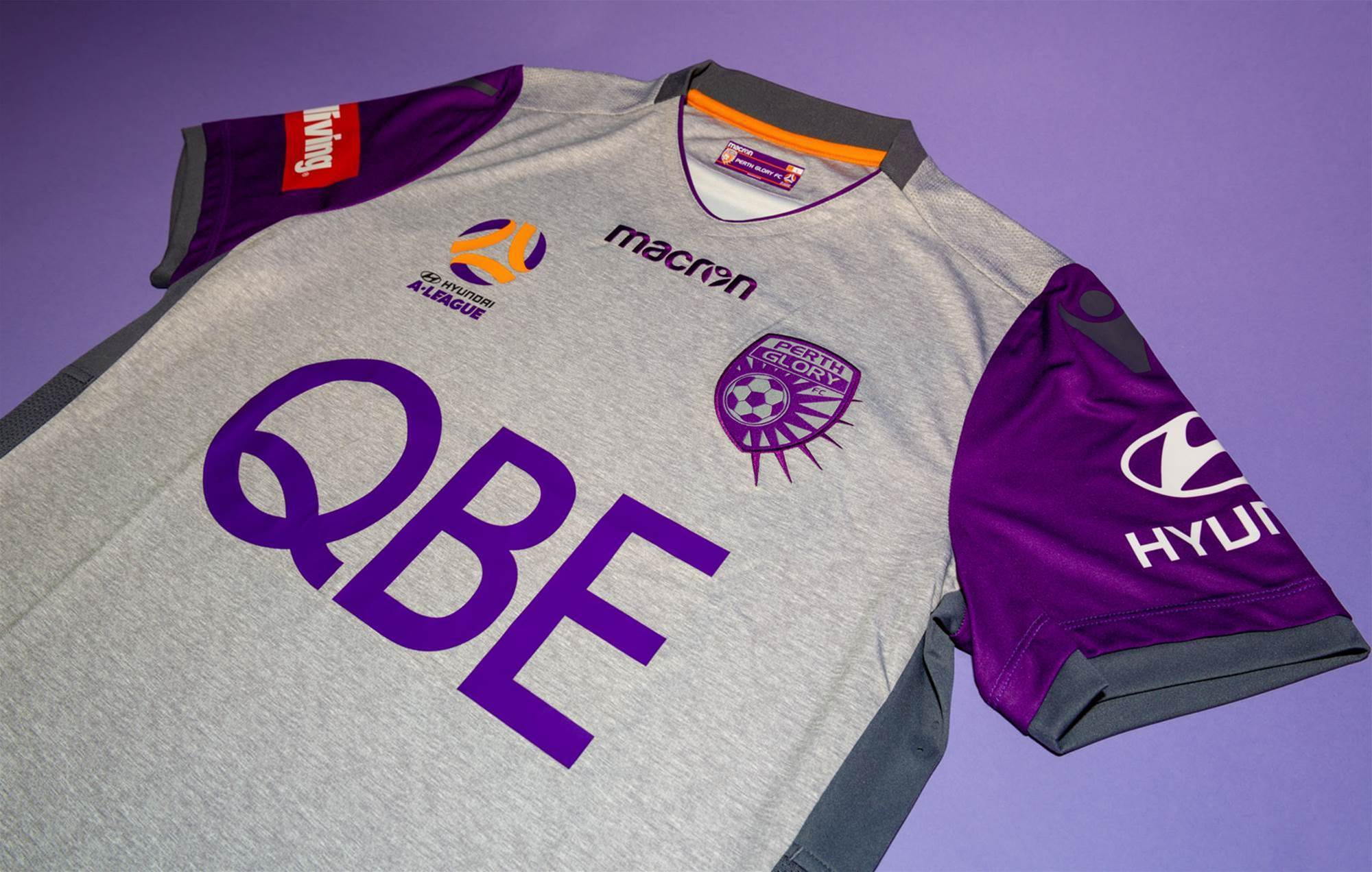 Revealed: Perth Glory's 2018-19 Third Kit