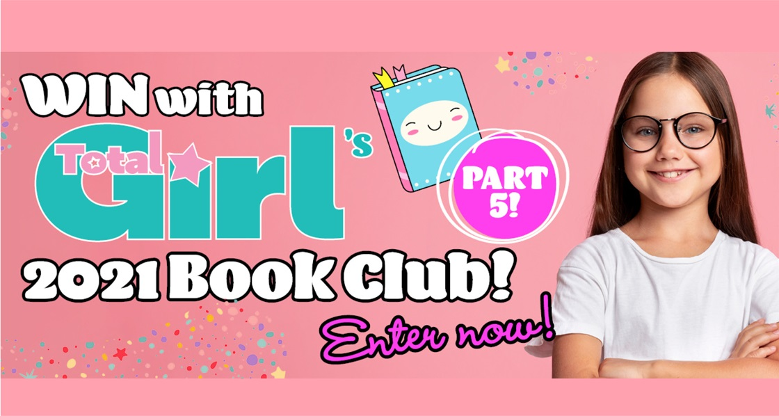 Enter now: Part 5 of the Total Girl Book Club 2021 (last book of the year)