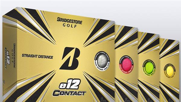 New Gear: Bridgestone e12 Contact with ground breaking dimple technology