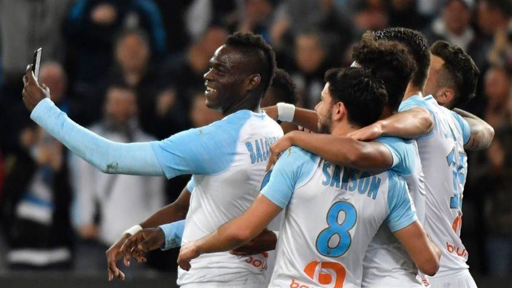Watch! Balotelli raises more eyebrows with hilarious goal celebration