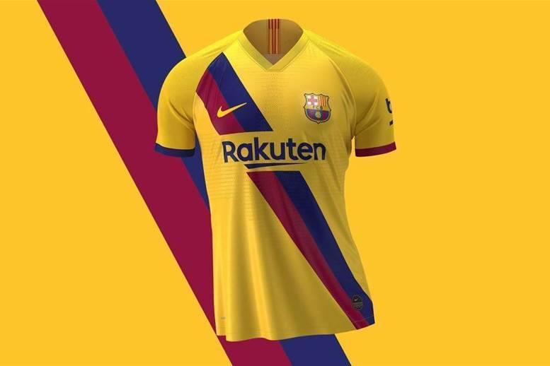 Barca's new away strip commemorates 40 years of 'La Masia'