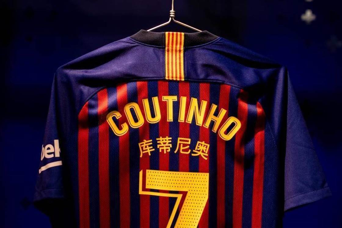 Barcelona, Inter and Valencia headline 2019 Lunar New Year kit-watch
