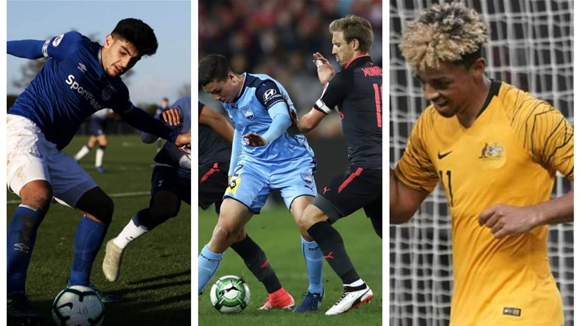 The most promising Aussies of 2019