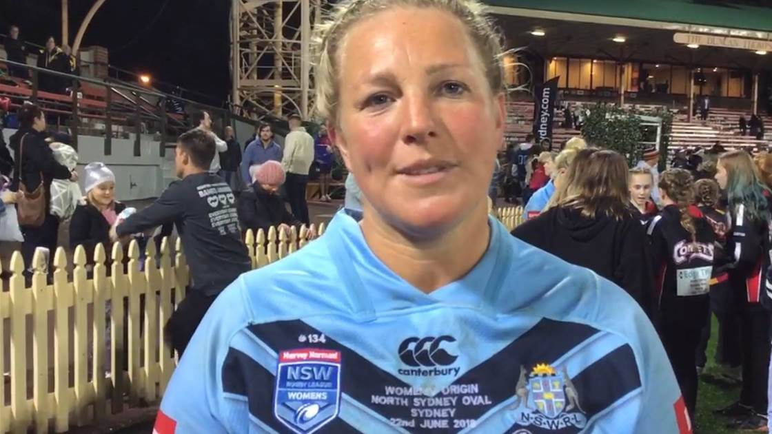Rebecca Young chosen as inaugural Prime Minister's XIII captain