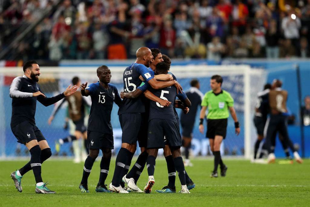 France v Belgium player ratings