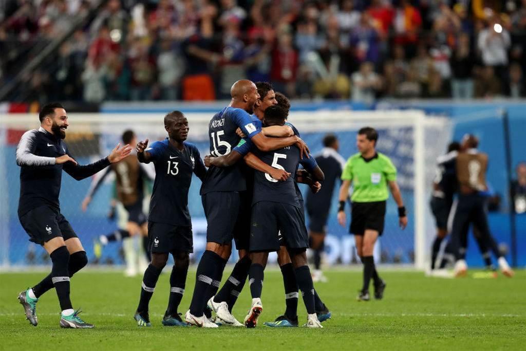 France v Belgium player ratings