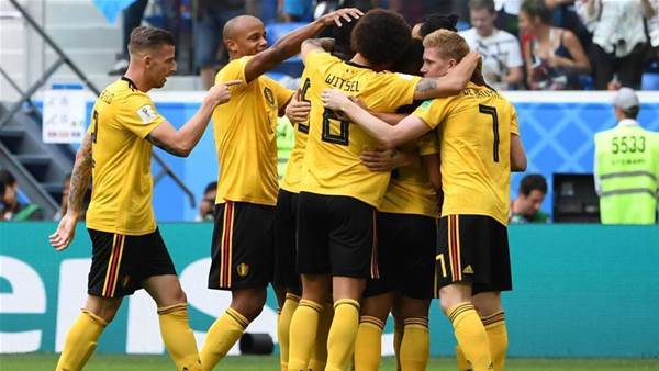 Belgium claim third place at World Cup after beating England 2-0