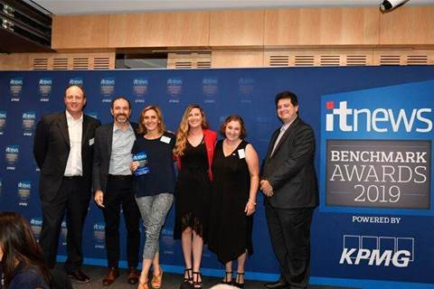 Liverpool Hospital claims best health project at iTnews Benchmark Awards
