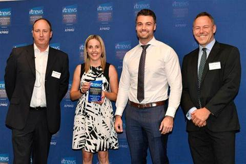 Canberra Uni takes out Benchmark Award for best education project with UC Student 360