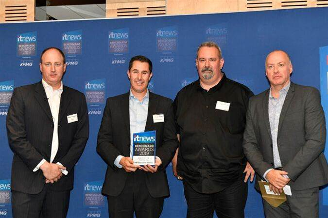 Melbourne Water wins iTnews Benchmark Awards Project of the Year