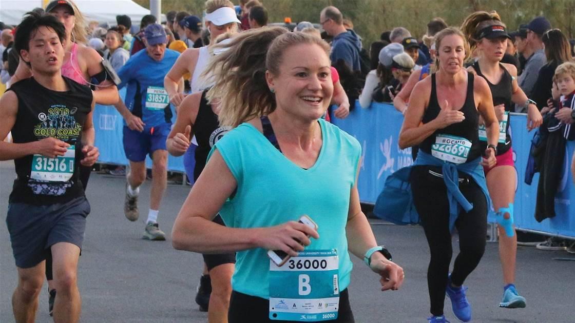 Benita Willis's winning Gold Coast Marathon game plan