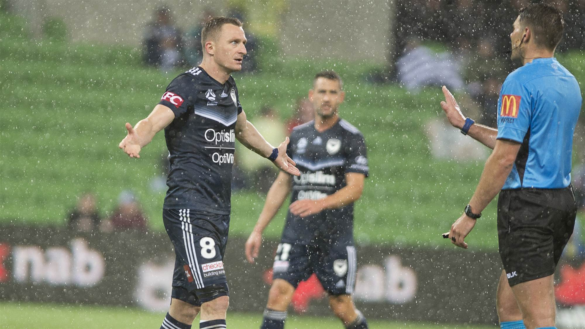 Berisha gives warning to Sydney FC