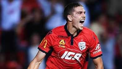 United striker wary of 'strange' kick-off time in Brisbane