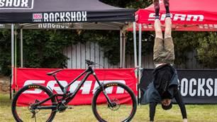 Bike Check: Baxter Maiwald's Canyon Sender