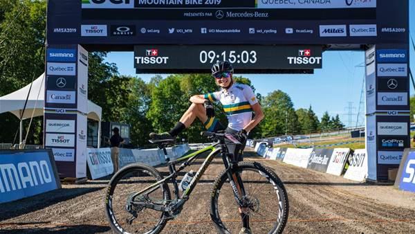 World Champs bike checks