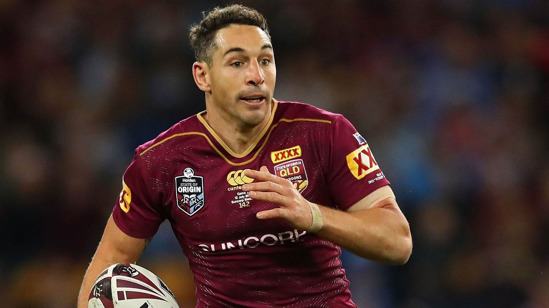 The fullback life chose me: Billy Slater