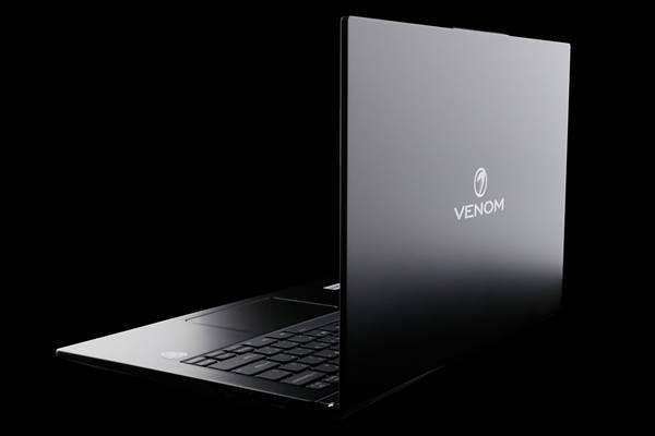 Venom Blackbook Zero 14 Phantom ultraportable laptop review