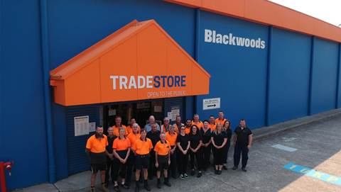 Bunnings sibling Blackwoods continues to bleed from troubled Microsoft ERP rollout