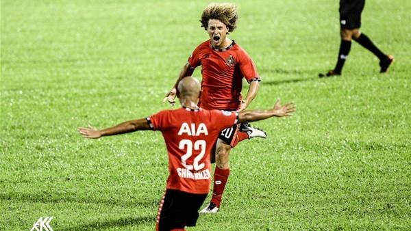 NPL star's brilliant move to Brunei high-flyers