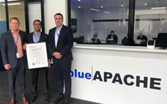 blueAPACHE scores major infosec accreditation