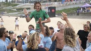Amateur Surf Comps also hit hard by the Big C