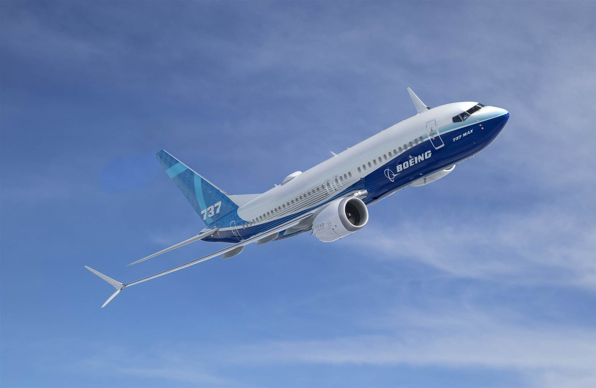 Boeing to upgrade software in 737 MAX 8 fleet in 'weeks'
