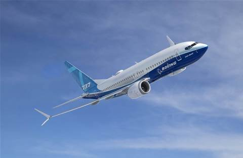 Boeing to upgrade software in 737 MAX 8 fleet in 'weeks'