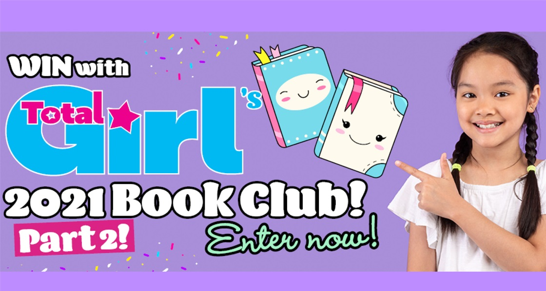 Enter Now: Part 2 of the Total Girl Book Club 2021