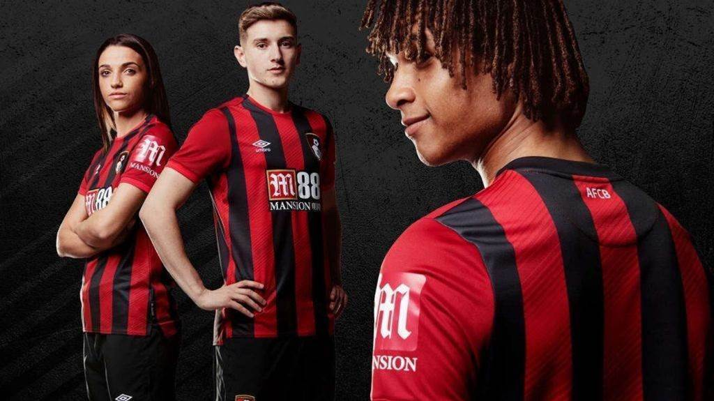 AFC Bournemouth's 2019/20 home strip is here!