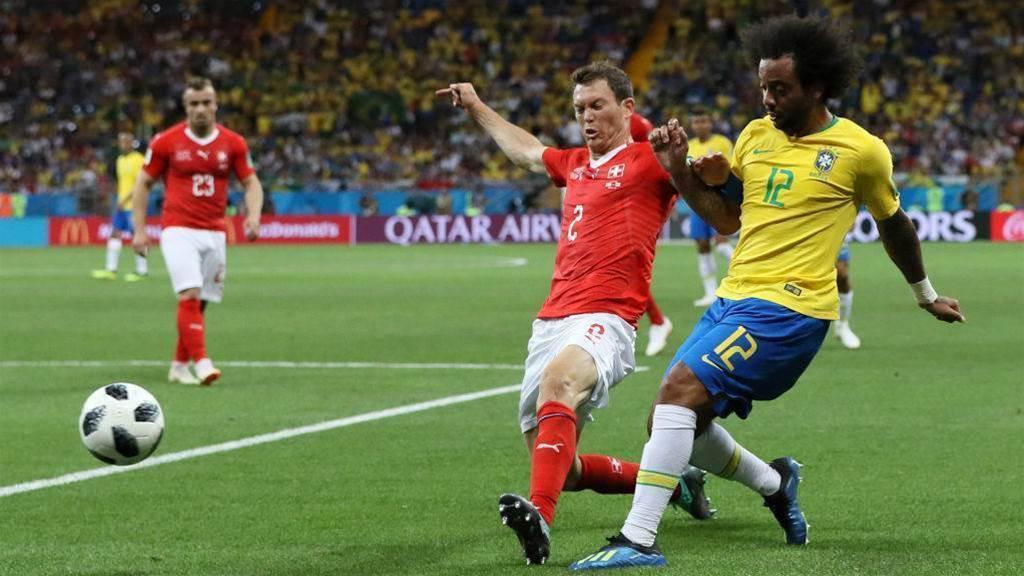 Brazil v Switzerland player ratings