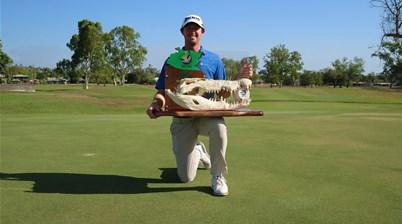 Veteran Brett Rankin runaway winner at NT PGA